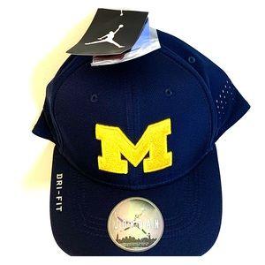 Air Jordan University of Michigan hat